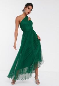 Sukienka Asos Design z tiulu bez rękawów