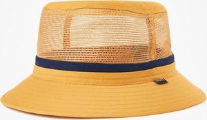 Żółta czapka Brixton
