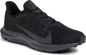 Czarne buty sportowe eobuwie.pl sznurowane