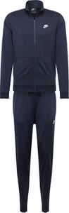 Niebieski dres Nike Sportswear