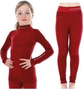 Bielizna termoaktywna junior damskia Active Wool Brubeck PRZECENA 152-158