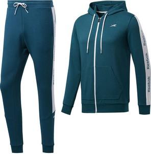 Niebieski dres Reebok Fitness