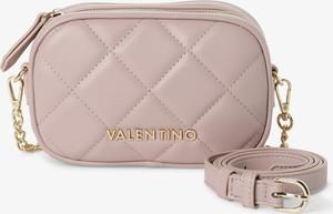 Różowa saszetka Valentino