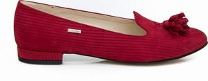 Baleriny Zapato w stylu glamour
