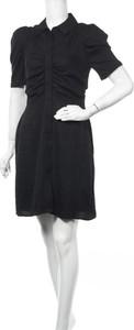 Czarna sukienka Pieszak