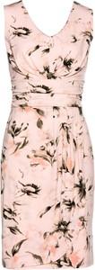 Sukienka bonprix bpc selection z dekoltem w kształcie litery v