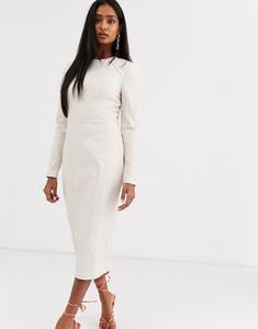 Sukienka Asos Design ołówkowa