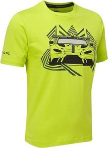 Koszulka dziecięca Aston Martin Racing z bawełny