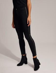 Czarne spodnie Diverse