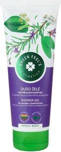 Green Feel`s Green Feel's Żel pod prysznic z ekstraktami ziołowymi 250ml