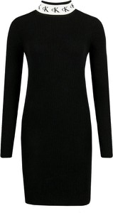 Czarna sukienka Calvin Klein mini