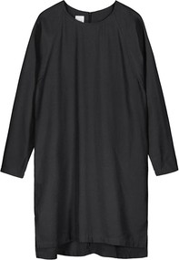 Czarna sukienka Makia w stylu casual oversize