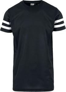 Czarny t-shirt Emp w sportowym stylu