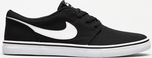 Buty Nike SB Sb Solarsoft Portmore II Canvas (black/white)