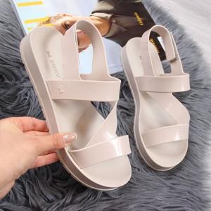 f022f3bae80b7 sandały gumowe damskie - stylowo i modnie z Allani