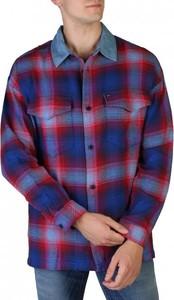 Koszula Tommy Hilfiger z bawełny z długim rękawem