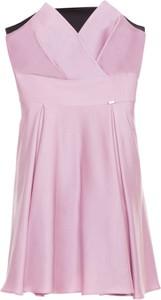 2ee65f1a7f sukienka rozkloszowana z gorsetem - stylowo i modnie z Allani