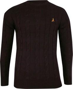 Czerwony sweter Brave Soul w stylu casual z tkaniny