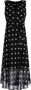 Czarna sukienka DKNY bez rękawów