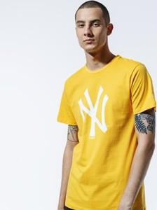 T-shirt New Era z nadrukiem