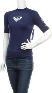 Granatowa bluzka Roxy
