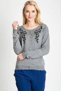 Sweter QUIOSQUE w stylu casual
