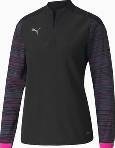 T-shirt Puma z długim rękawem w sportowym stylu