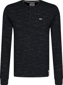 Czarny t-shirt Tommy Jeans