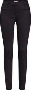 Czarne spodnie Tommy Hilfiger z bawełny