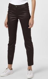 Brązowe spodnie comma,