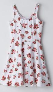Sukienka Cropp mini z bawełny