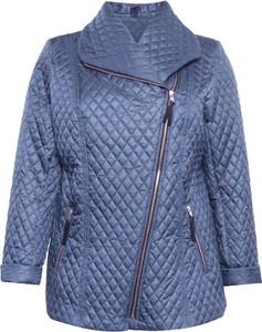 bec026377e534 kurtka pikowana niebieska. - stylowo i modnie z Allani