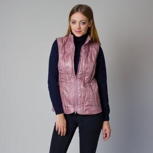 Różowa kamizelka Willsoor w stylu casual