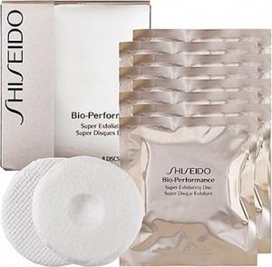 Shiseido Bio-Performance Super Exfoliating Discs (W) złuszczające płatki do twarzy 8szt