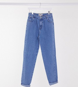 Niebieskie jeansy New Look w stylu casual