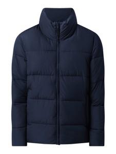 Granatowa kurtka Esprit krótka