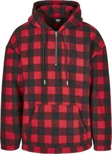 Czerwona bluza Emp z nadrukiem w młodzieżowym stylu