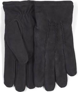 Czarne rękawiczki Howard London