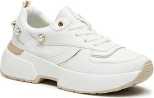 Buty sportowe DeeZee sznurowane z płaską podeszwą