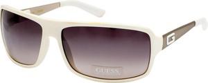 okulary przeciwsłoneczne Guess GU 6622 WHT35F