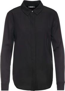 Koszula DKNY w stylu casual z kołnierzykiem