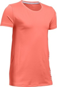 Pomarańczowa koszulka dziecięca Under Armour