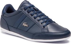 Sneakersy LACOSTE - Chaymon Bl 1 Cma 7-37CMA0094092 Nvy/Wht