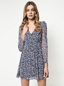 Sukienka Pepe Jeans w stylu casual rozkloszowana