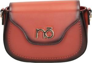 Pomarańczowa torebka NOBO na ramię