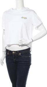 Bluzka Vans z okrągłym dekoltem