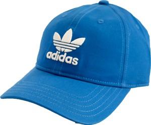 Niebieska czapka Adidas