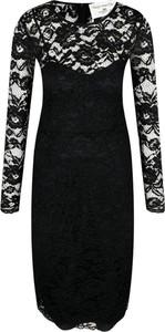 Sukienka Elisabetta Franchi dopasowana midi