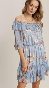 Sukienka Renee z długim rękawem hiszpanka