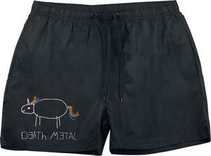 Kąpielówki Death Metal Unicorn